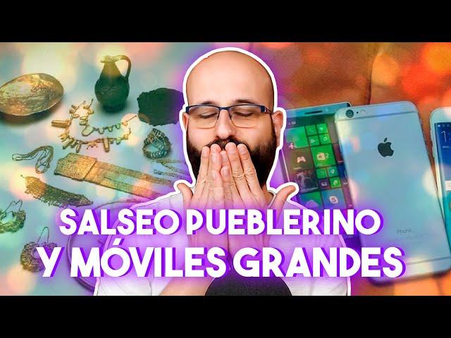 🔴 SALSEO PUEBLERINO Y MÓVILES GRANDES - #DIRECTADO | La red de Mario