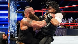 Roman Reigns and Braun Strowman's destructive rivalry: WWE Playlist