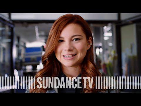THE RED ROAD  Super Q&A: Allie Gonino  SundanceTV