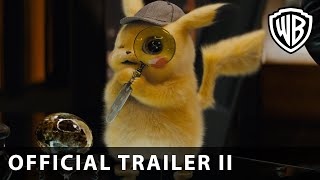 Baixar POKÉMON Detective Pikachu – Official Trailer 2