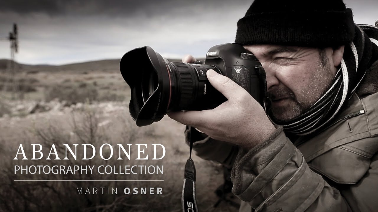 """The Abandoned"" A fine art photography print collection by Martin Osner"