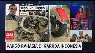 Kargo Rahasia di Garuda Indonesia