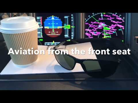 A rare Airbus HUD - Cockpit video - Simulation and Aviation - Why I fly