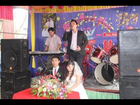 MC đám cưới hoành tráng ở Nam Định.