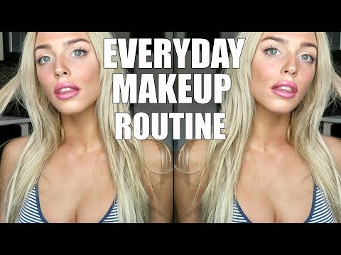 EVERDAY MAKEUP ROUTINE!