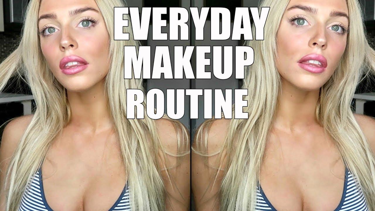 everday makeup routine youtube everday makeup routine
