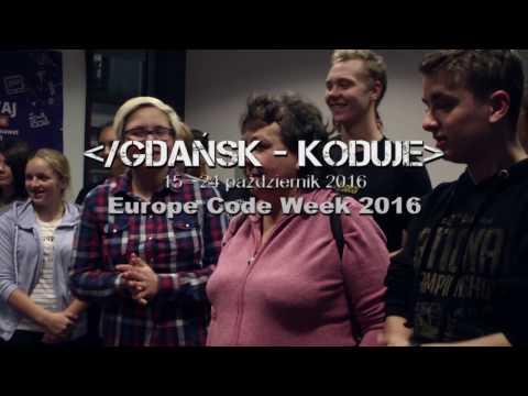 """Film podsumowujący projekt """"Gdańsk Koduje"""""""