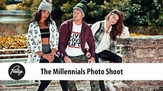The Millennials Photo Shoot | Prestige Artists
