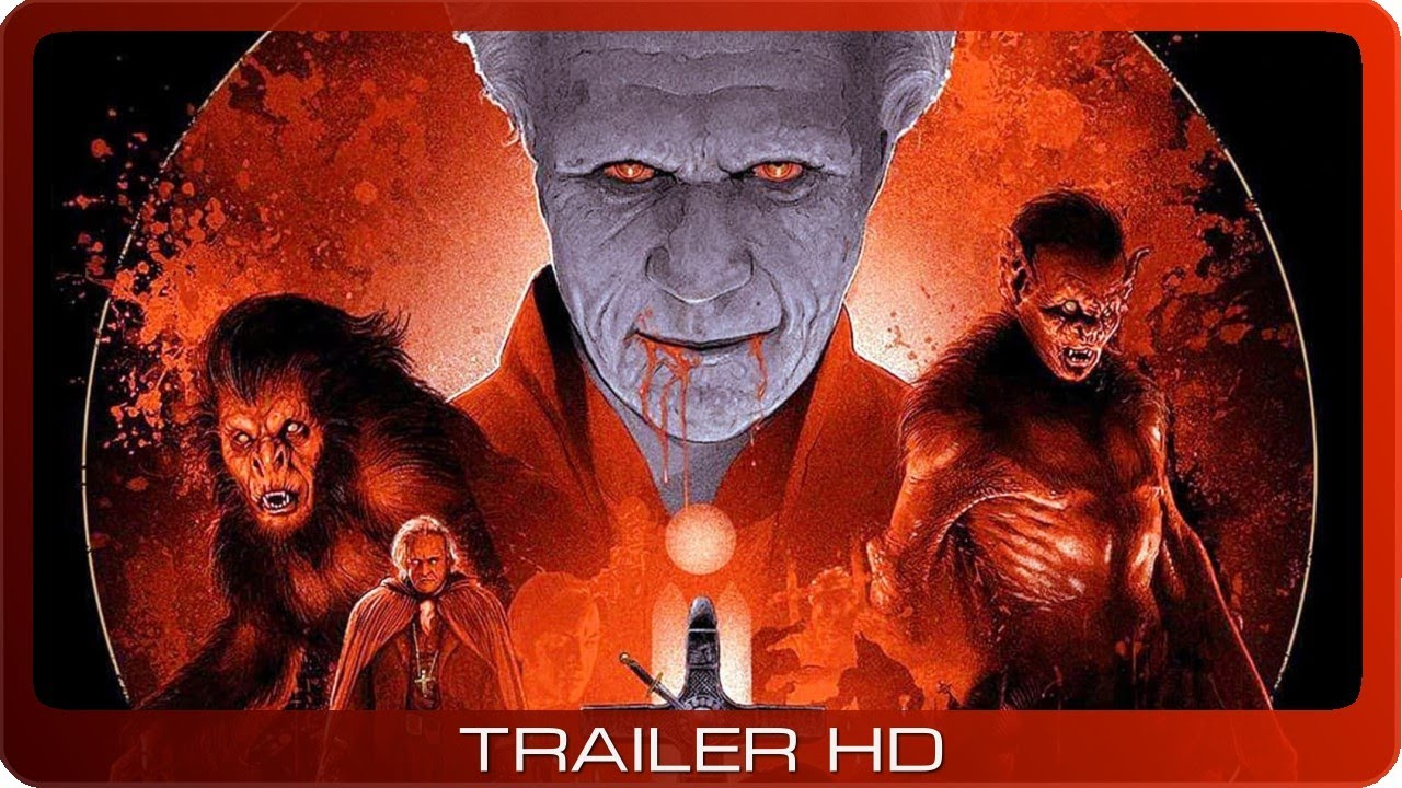 Bram Stoker's Dracula ≣ 1992 ≣ Trailer ≣ German   Deutsch