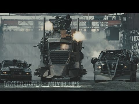 Death Race |2008| All Race Battles [Edited]