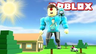I BECAME A SUPER BEAST IN ROBLOX! | MicroGuardian