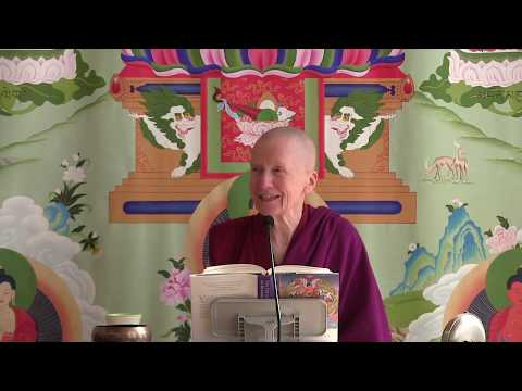 Guided meditation on ways to understand impermanence