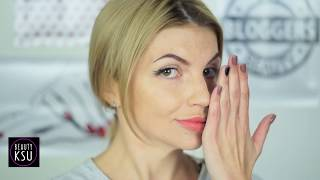 Как нарисовать двойные стрелки на глазах