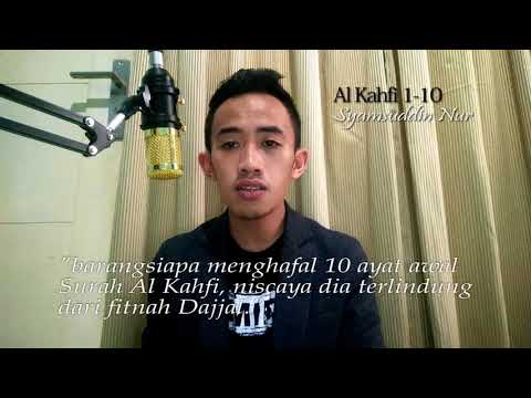 Al Kahfi 1 10 By Syam