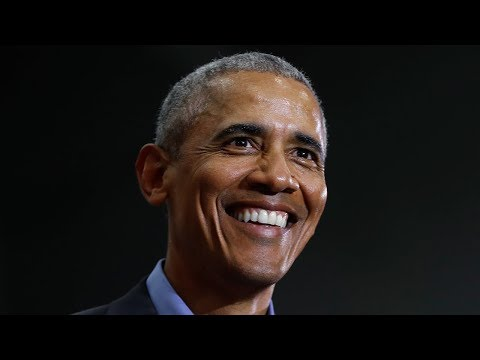 Barack Obama speaks at Houston gala for Baker Institute