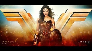 Mulher Maravilha (Wonder Woman - 2018) Vídeo Analise Completa