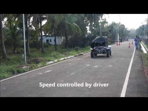 Semi Autonomous Run _ AuRo _ IIT Kharagpur