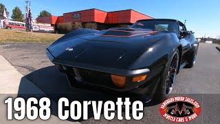 1968 Chevrolet Corvette Restomod For Sale