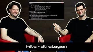 IPTables - 08 Filter-Strategien [deutsch]