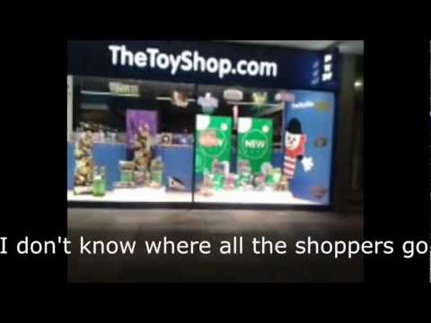 Cwmbran Shop-in Style (Gangnam Style Parody)