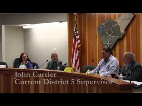 Mariposa County Candidate Forum for Mariposa County Supervisor for Districts 2, 4 and 5