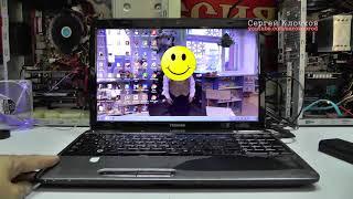 Выключается ноутбук при загрузке в гостях у сказки