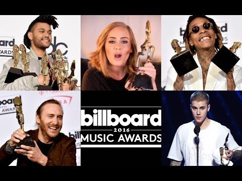 Billboard Music Awards 2016 nominees & winners
