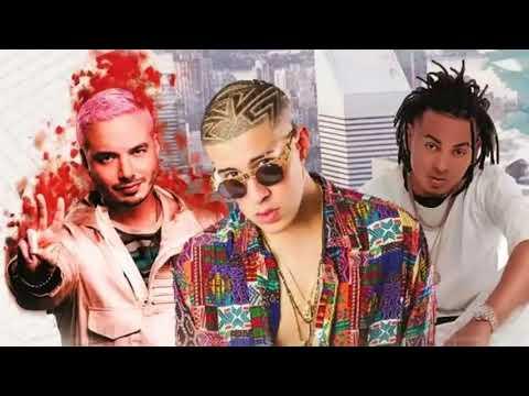 Gucci Gang - Bad Bunny Ft Ozuna & J Balvin (Spanish Remix) 2018