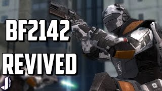 Battlefield 2142 is Revived - Play now for Free (BF2 as well)