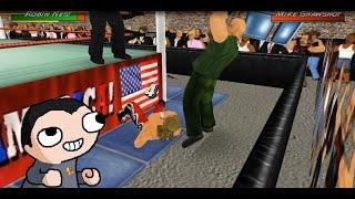 wrestling revolution 3d career mode s2 ep 1
