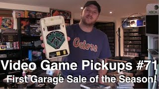 Video Game Pickups #71 - PSP Motherload and First Garage Sale Pickup(Check out thegamingphile- https://www.youtube.com/user/thegamingphile LIKE & SUBSCRIBE!, 2014-04-25T12:27:45.000Z)