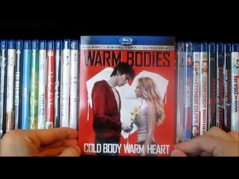 """Download """"Warm Bodies"""" Blu Ray Unboxing + GIVEAWAY"""