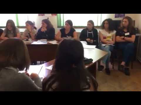 """""""Young Activist"""" Project: Workshop in Akhaltsikhe - 5"""