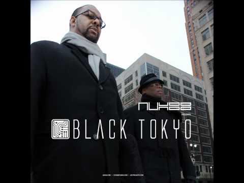 Soul Of Black - Aux 88  /  Black Tokyo (Puzzlebox)
