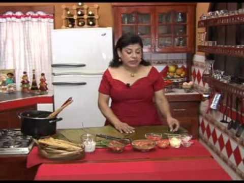 El Nacatamal Autora Interprete Maria Esther Lopez La Reina
