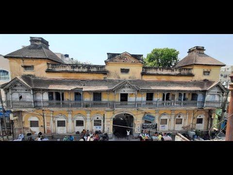 Makeover on the cards for Sardar Mahal | Charminar | Hyderabad