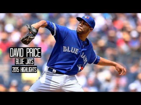 David Price   2015 Blue Jays Highlights ᴴᴰ