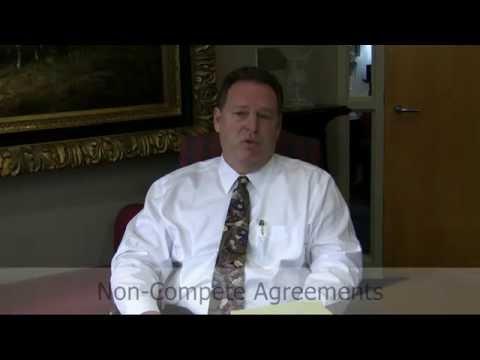 Non-Compete Agreements - Florida Employment Attorney John Bolanovich | Bogin, Munns & Munns