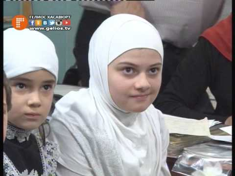 В средней школе №4 города Хасавюрта отметили юбилей СЮТИКа