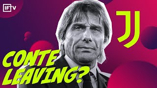 Antonio Conte Set To Leave Inter! Here's Why . | Serie A Podcast #124