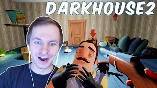 ПРИВЕТ СОСЕД МОД ДАРК ХАУС 2 Hello Neighbor mod DarkHouse2