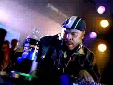 Pepsi Commercial featuring Mandy Amano