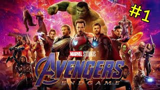 Avengers Endgame In Real Life    Ironman Entry    Thanos Get Power Stone    RLMOVIES