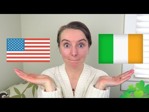 The Differences Between Ireland & America ☘️ Happy St. Patrick