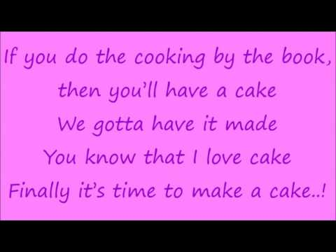 if you do the cooking by the book lyrics