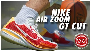 Nike Air Zoom GT Cut Performance Review