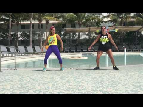 Aqua Zumba – Hula Hoop
