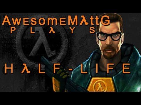 """Let's Play: Half-Life (010) """"Trash Compactor"""""""
