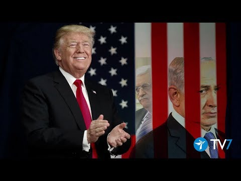 Jerusalem Studio 289 - Washington's efforts to restart an Israeli Palestinian peace process