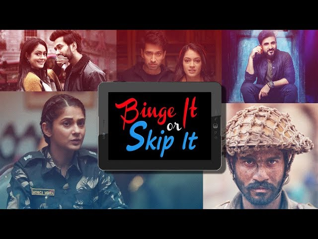 Binge It OR Skip It: Top streaming shows to watch this weekend   Vir Das   Code M   Netflix